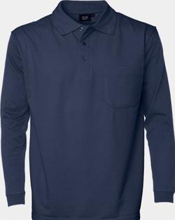 Langarm Poloshirt PRO WEAR