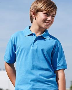 Kinder Poloshirts von James & Nicolson