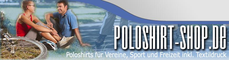 Poloshirt Shop mit Damen Poloshirt, Herren Poloshirt und Kinder Poloshirt